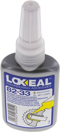 Anaerobe Fügeverbindung, Loxeal, 50 ml (82-33/50)